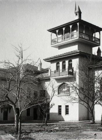 Охотничий дом князя Феликса Юсупова