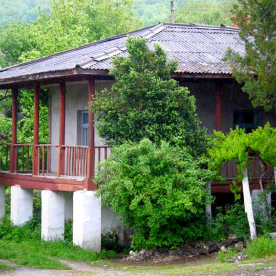 Усадьба князя Али Бей Булгакова
