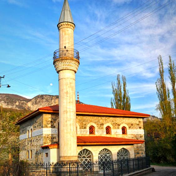 Мечеть князя Юсупова