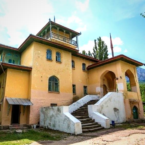 Охотничий дом князя Юсупова