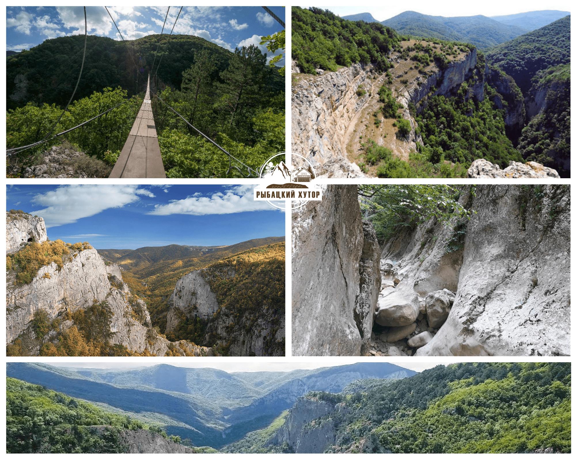 Где находится и как добраться до крымского Большого каньона