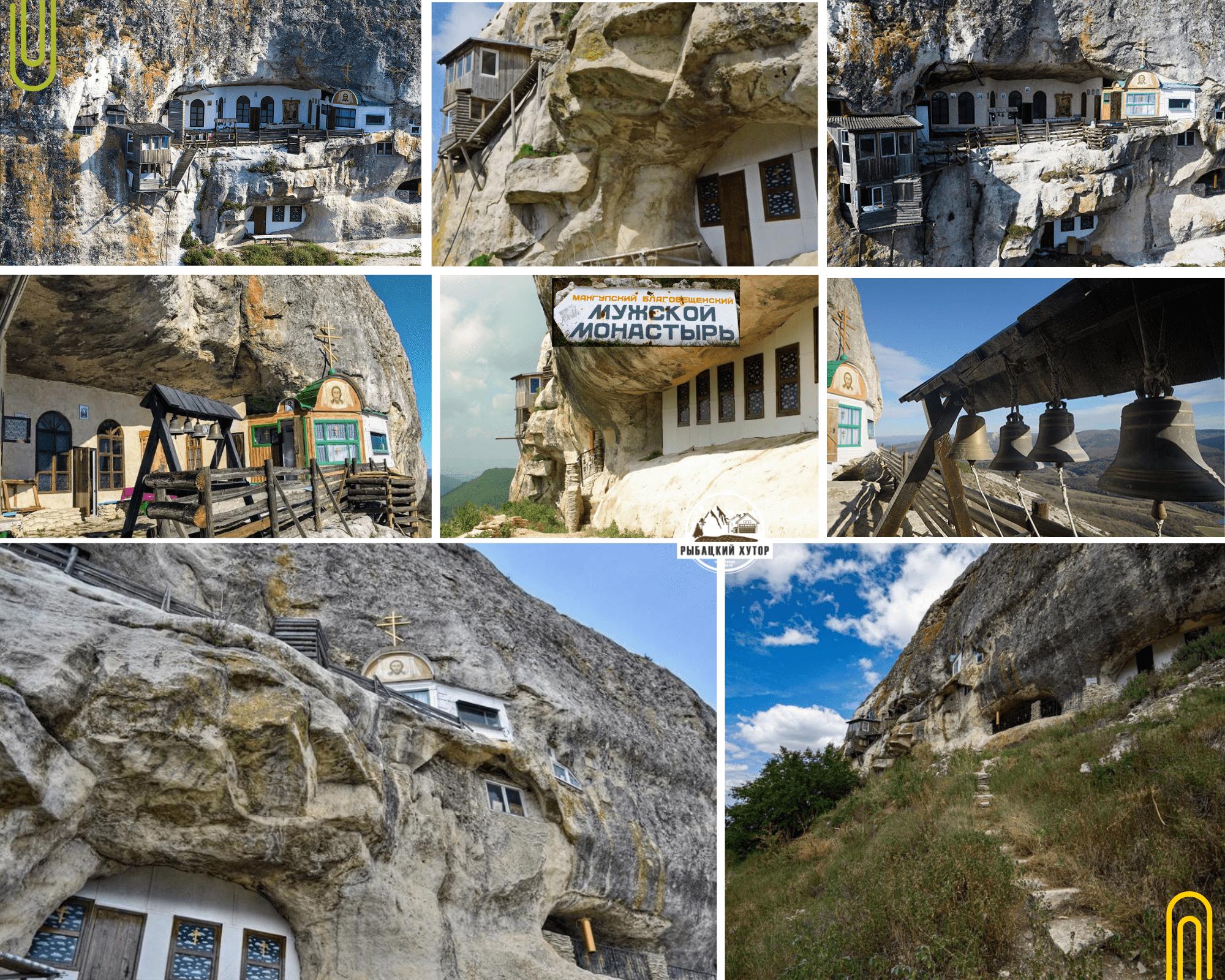 Свято-Благовещенский пещерный монастырь