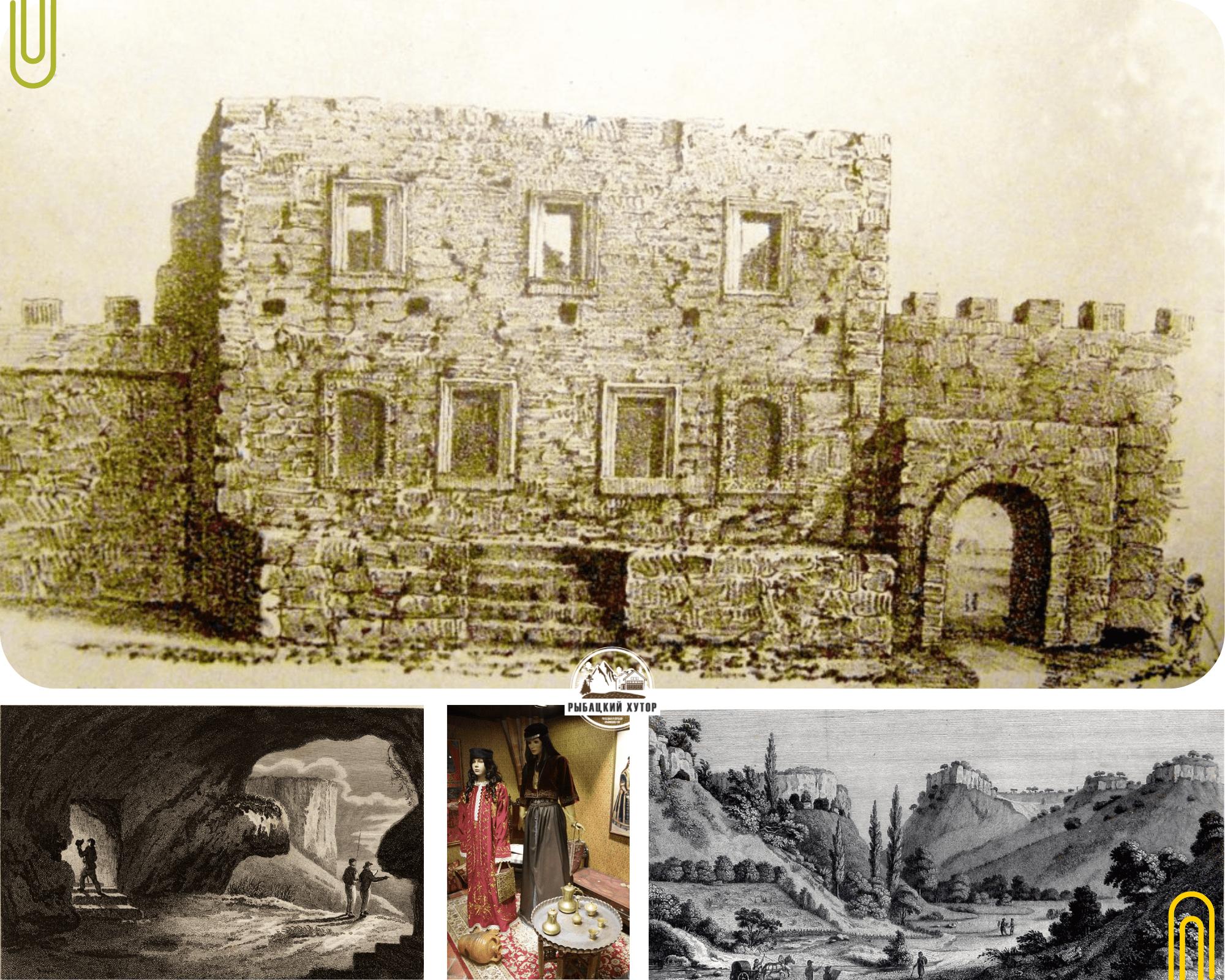 Пещерный город Мангуп-Кале: история от глубокой древности до наших дней