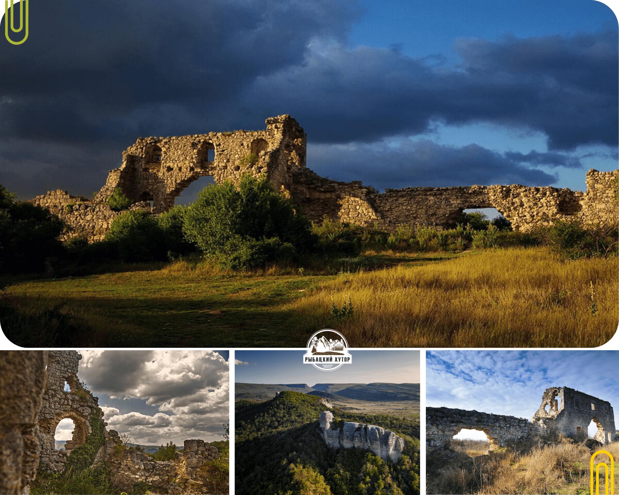 На территории Мангуп-Кале в 1975 году установили одноименный памятник природы, имеющий общегосударственное значение